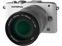 Olympus Pen E-PM1 Kit White
