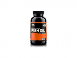 Fish Oil Softgels 200